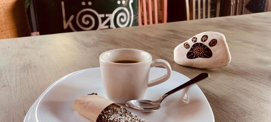 kávé kendermagszelet